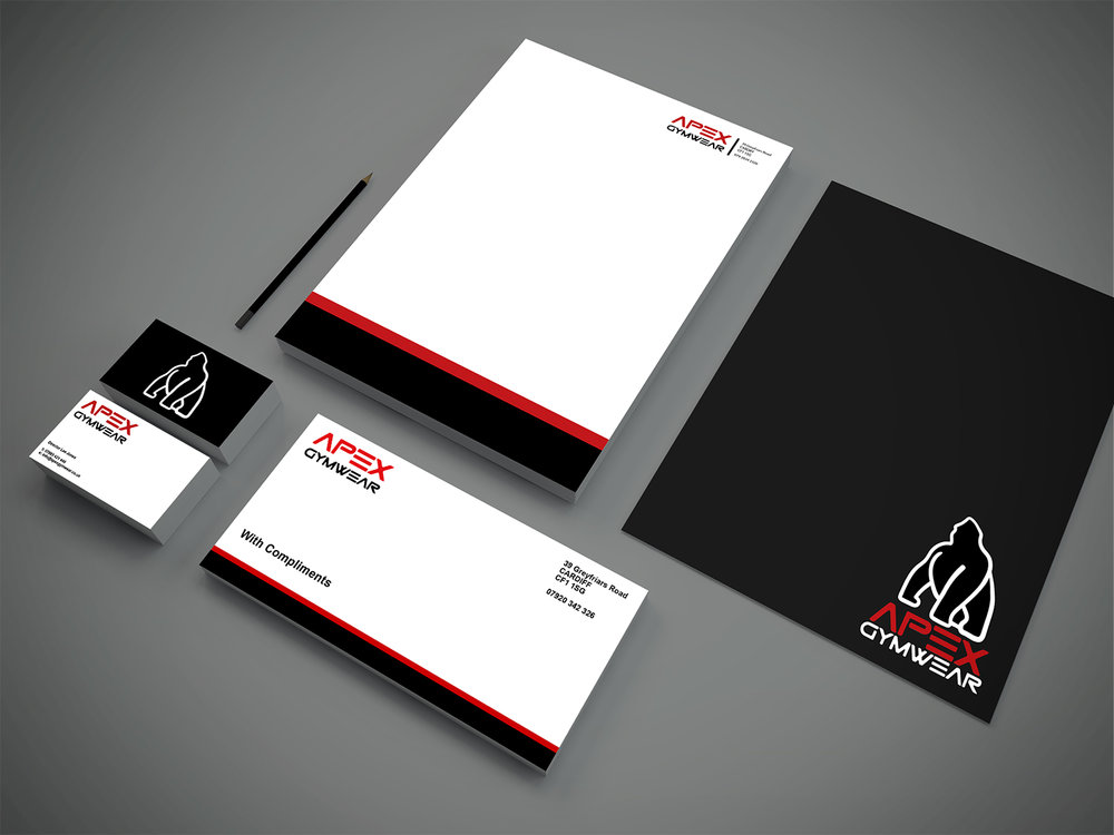 business branding, stationery branding, business logo, design