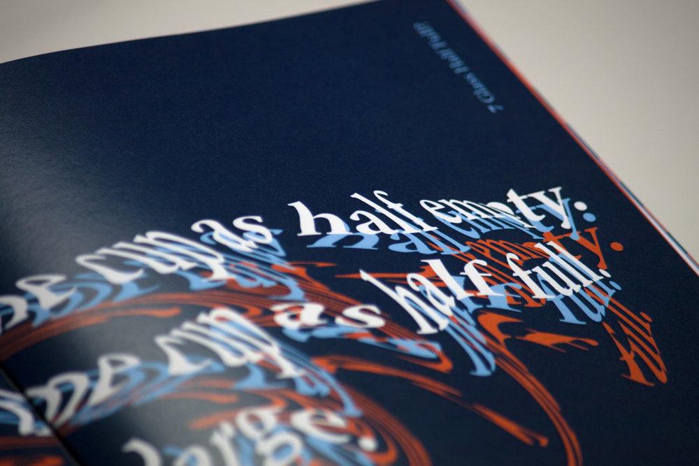 Magazine Design cardiff, brochure design,