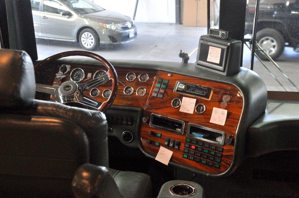 Full Interior Repairs
