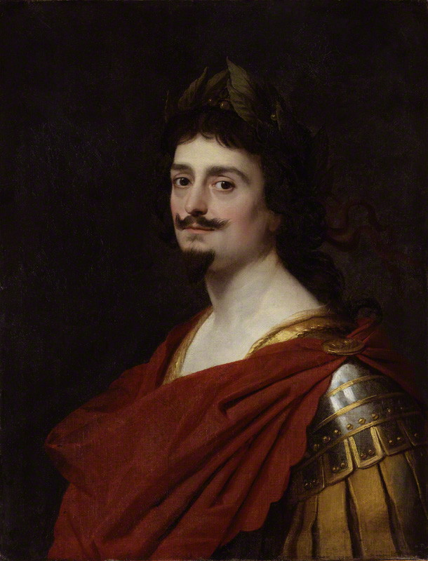 Frederick V King of Bohemia and Elector Palatine by Gerrit van Honthurst (1635). NPG1973. Reproduced under a creative commons licence from the National Portrait Gallery.