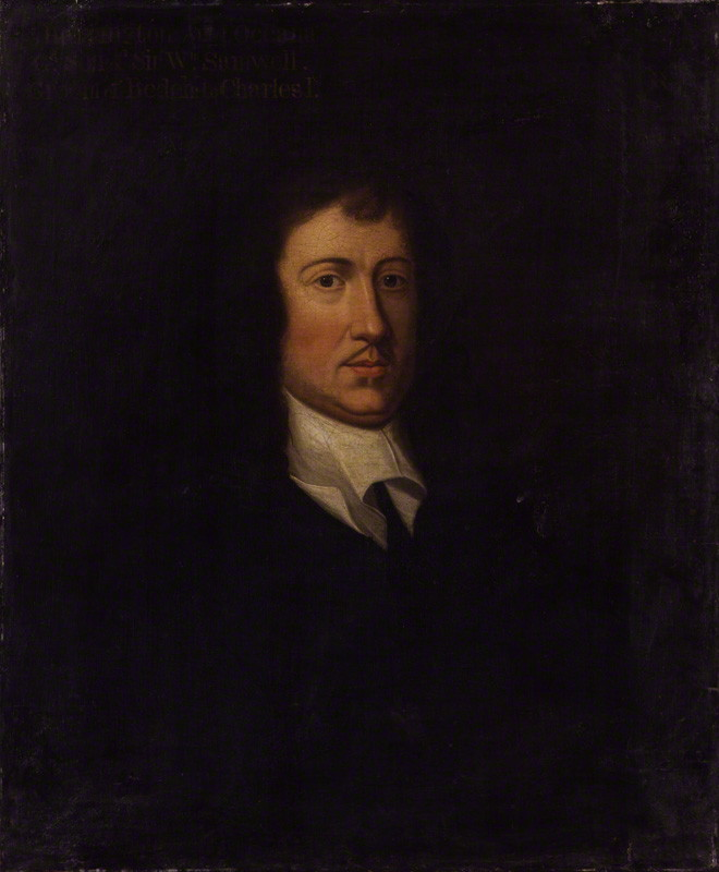 James Harrington after Sir Peter Lely, c.1658. NPG 4109. Reproduced under a creative commons licence from the National Portrait Gallery.