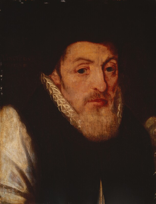 John Whitgift by an unknown artist. National Portrait Gallery, NPG660. Reproduced under a creative commons license.