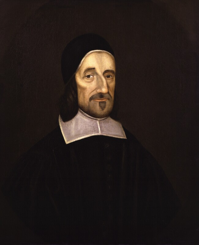 Richard Baxter, after Robert White, oil on canvas based on a work of 1670. National Portrait Gallery, NPG 521. Reproduced under a creative commons license.