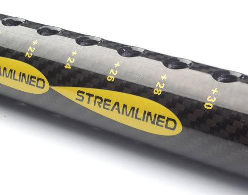 TUBE - Our HMX custom High Modules pre-preg Carbon fiber tube provides optimal performance under any stress.