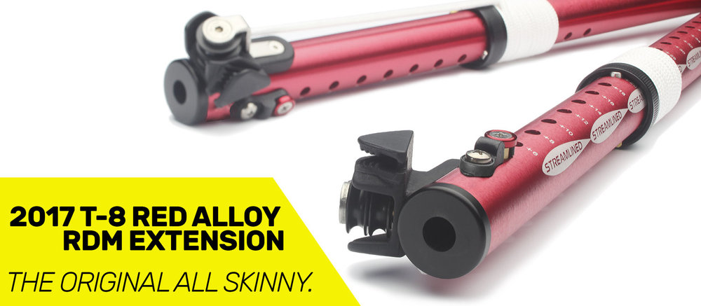"""THIS EXTENSION IS THE FIRST AND THE ONLY """"NO COMPROMISE"""" REDUCED DIAMETER DESIGN. IT IS ALL SKINNY TO BE CONSISTANT WITH YOUR SKINNY MAST. THIS IS PURE PERFORMANCE AND IS A """"MUST HAVE DESIGN"""" IF PERFORMANCE IS YOUR TOP PRIORITY."""