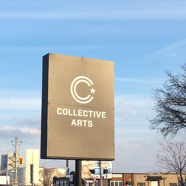 THANKS for coming out last night!! @collectiveham you are the best