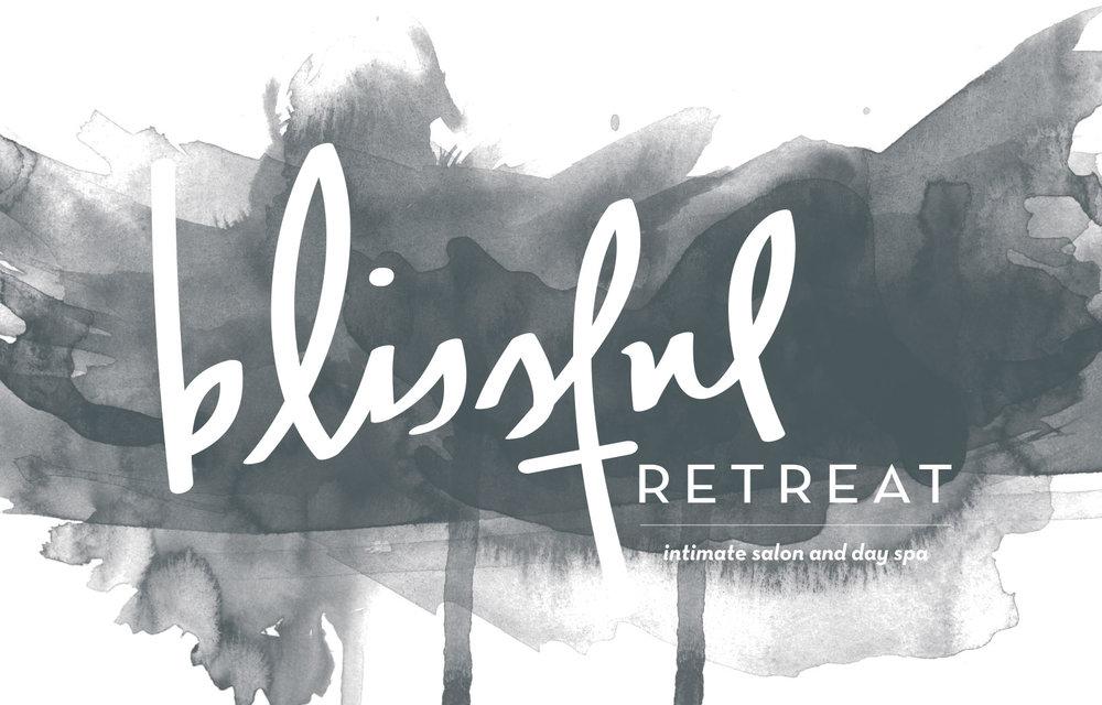 Blissful Retreat - INDUSTRY: beautyBrand Development +Marketing StrategyCreative Design | Branding + Collateral
