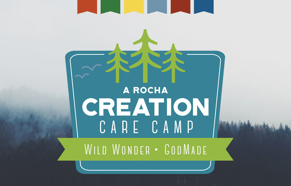 Creation Care Camp - CLIENT: a rochaINDUSTRY: Non-profit organizationCreative Design | Branding + Collateral