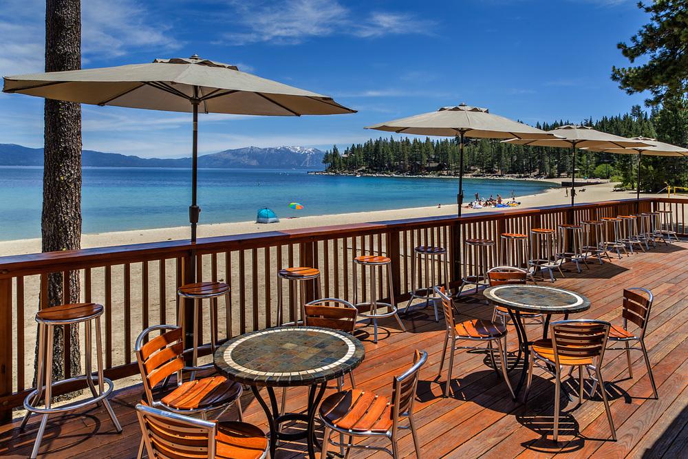 Meeks Bay Resort, Lake Tahoe