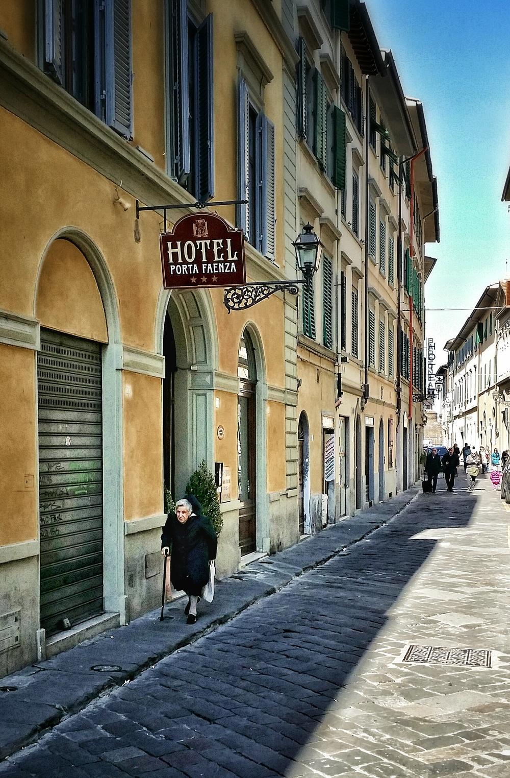 Hotel photography, italy