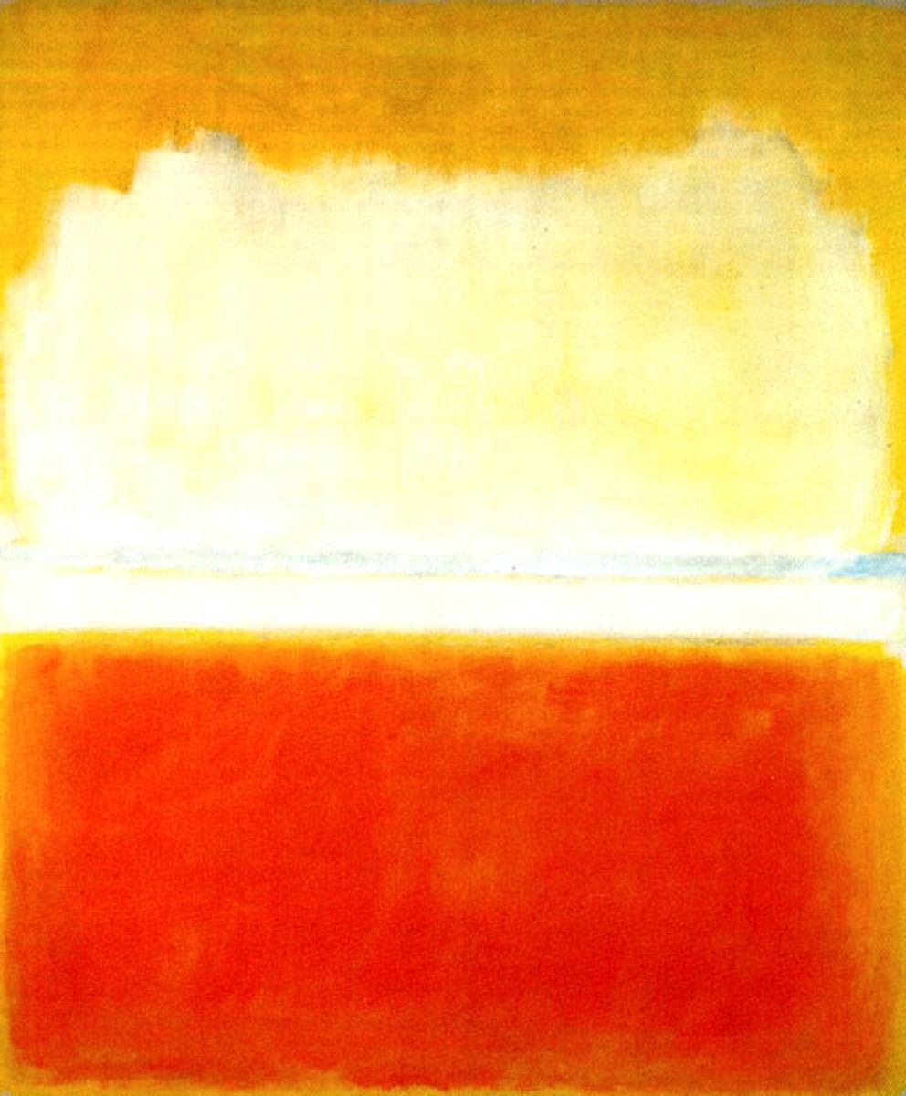 Mark Rothko, No. 8. 1952