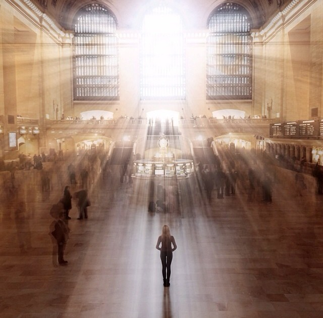 Grand Central Station | Photography: Kat Irlin