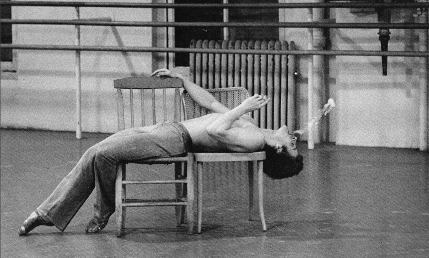 Mikhail Baryshnikov | Photography: Martha Swope 1974