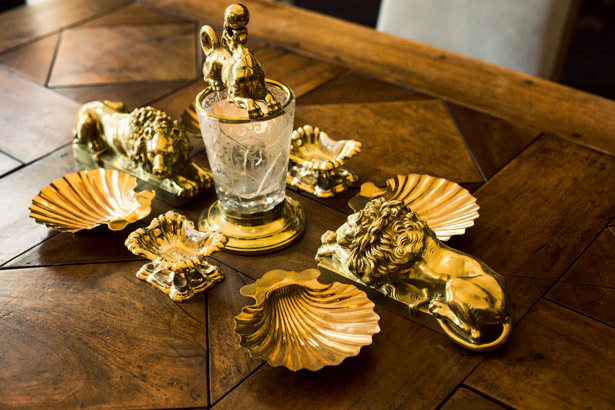 Coco Chanel's Dining Table | Photography: Anne Street Studio's
