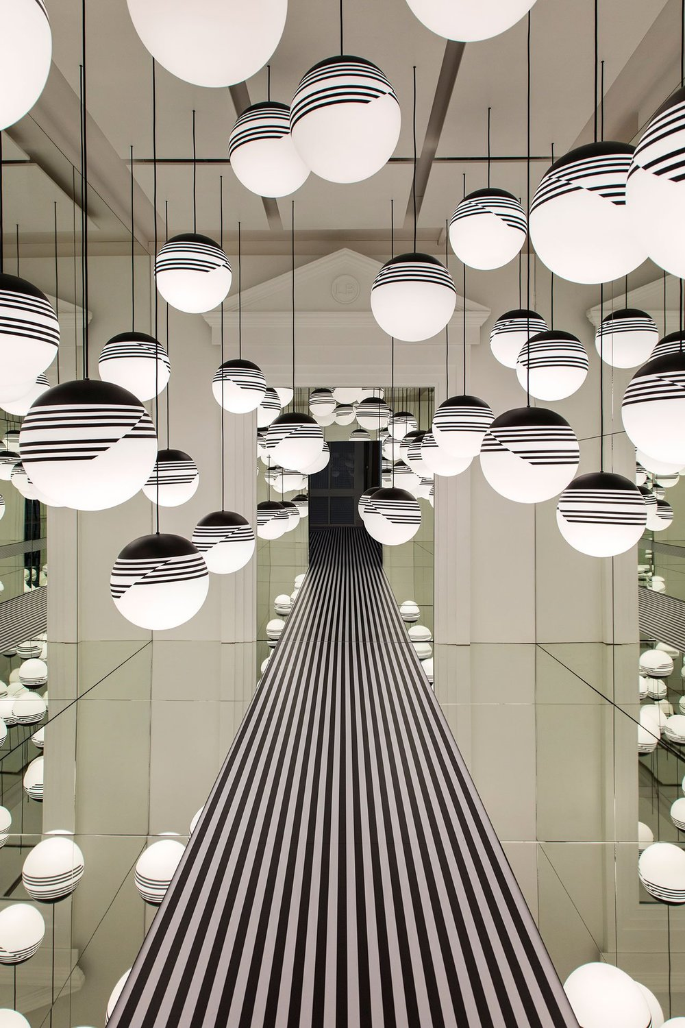 Photography: Luke Hayes | Lee Broom  Optically  for London Design Festival