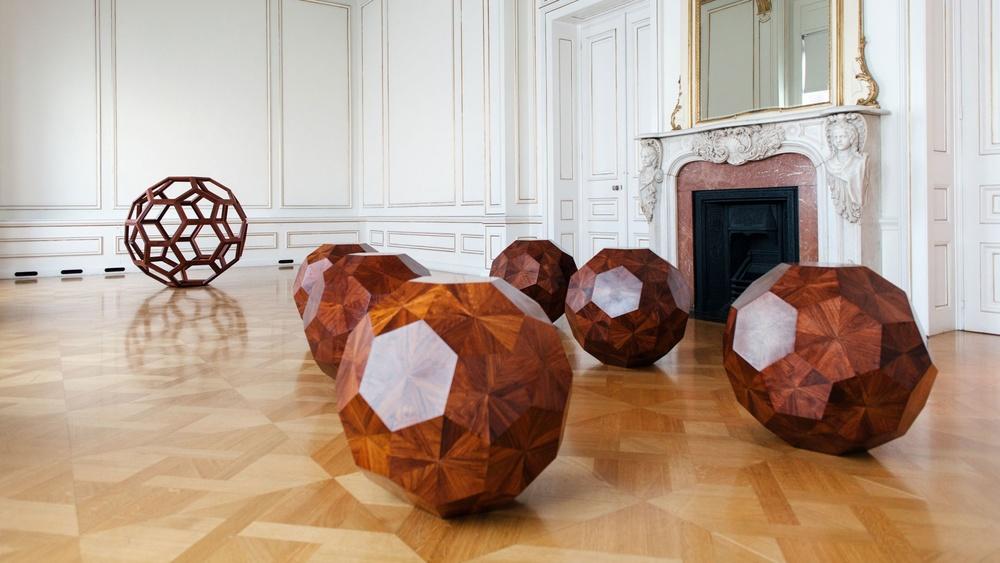 Artist: Ai Weiwei | Cyclandic Art, 2012