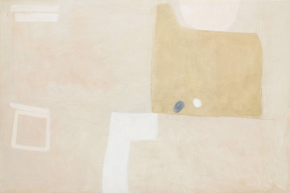 Artist: Agnes Martin | Untitled, 1957