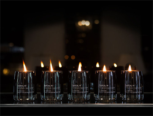 Photography: Violet Grey | Le Labo Santal 26 Candle
