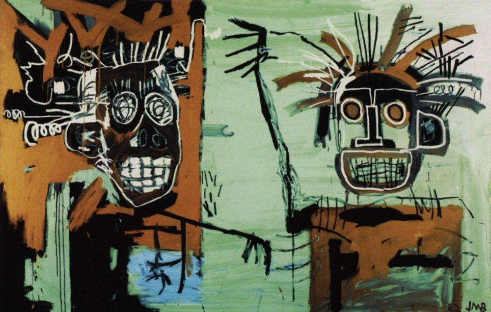 Artist: Jean Michel Basquiat