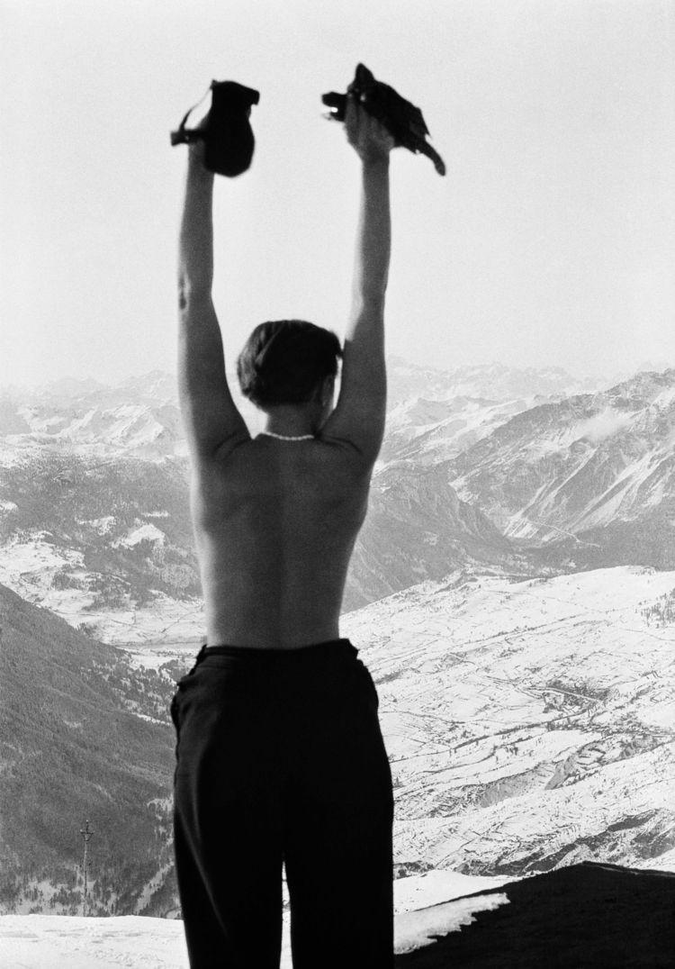 Charlotte Perriand | en savoie face a la montagne