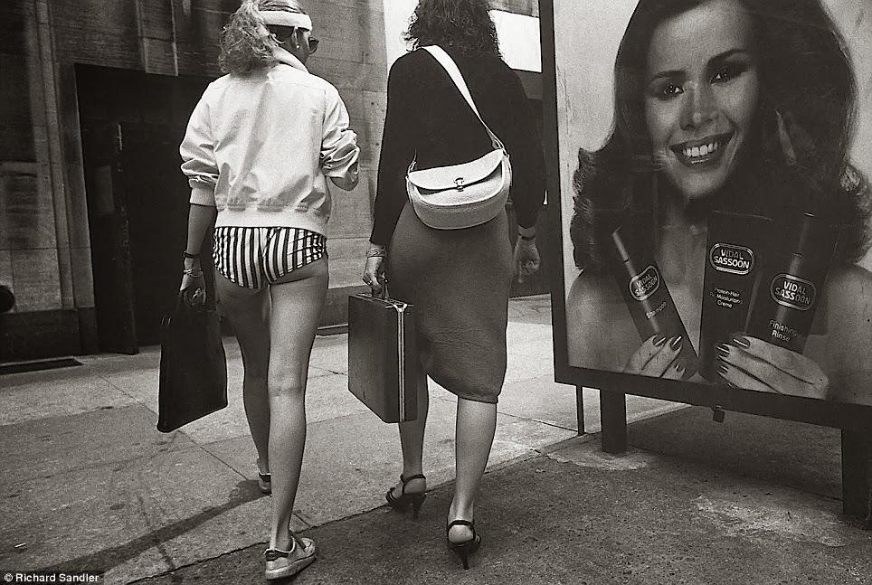 Photography: Richard Sandler | NYC, 1980s