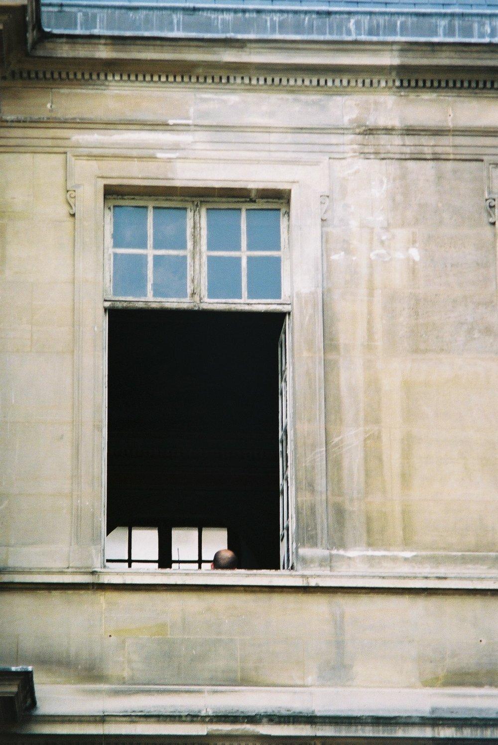 Photography: tM | High Up, Latin Quarter, Paris