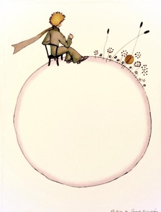 Artist: Antoine de Saint-Exupéry |  The Little Prince