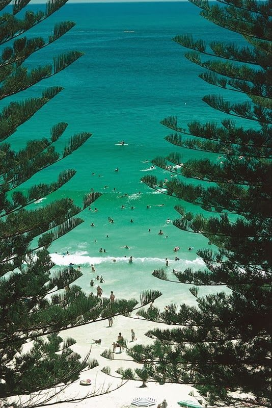 Photography: Unknown | Yamba Beach, Australia