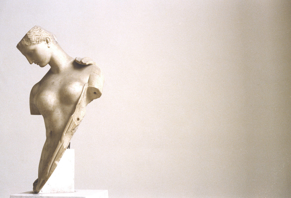 Photography: Luigi Ghirri | Napoli, 1980