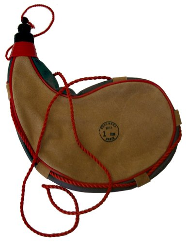 The Leather Bota Bag - was popular in my house in the 1970's. If my dad went fishing this is what he carried his water in. We all drank from the same canteen. We need to bring these back as a chic alternative to being green. Perhaps this could be the  next ironically-cool hipster accessory.