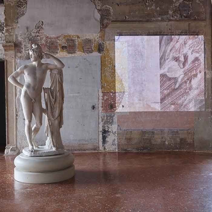Designer/Artist: Axel Vervoordt   Palazzo Fortuny