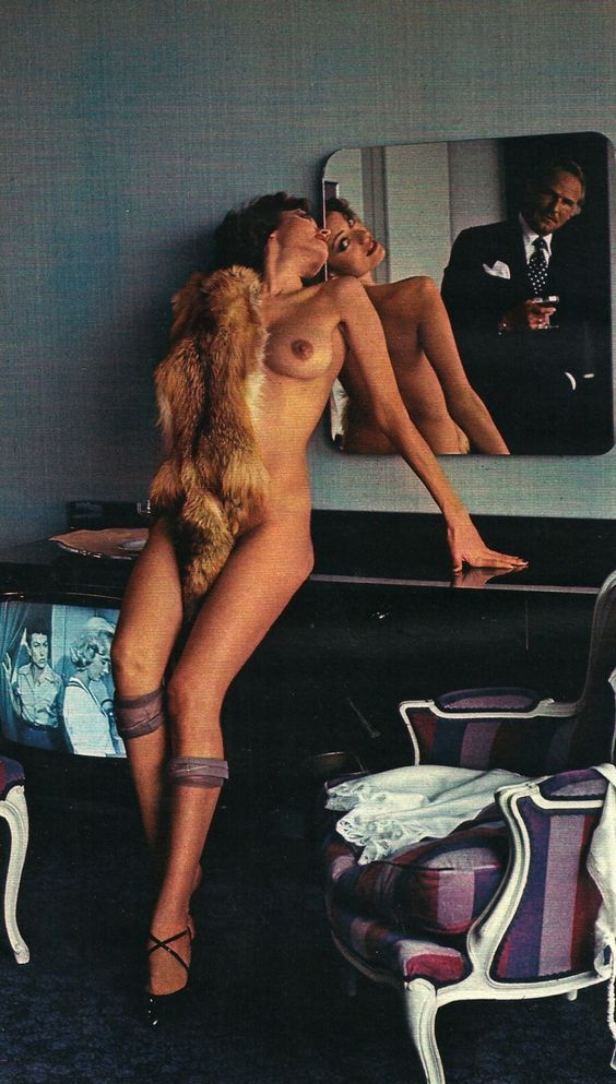 Photography: Helmut Newton | Playboy, 1977