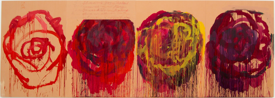 Artist: Cy Twombly