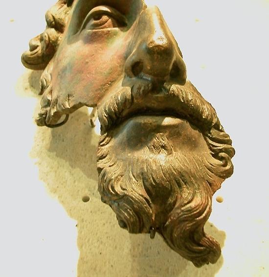 Artist: Unknown | Bronze sculpture of Marcus Aurelius | Louvre