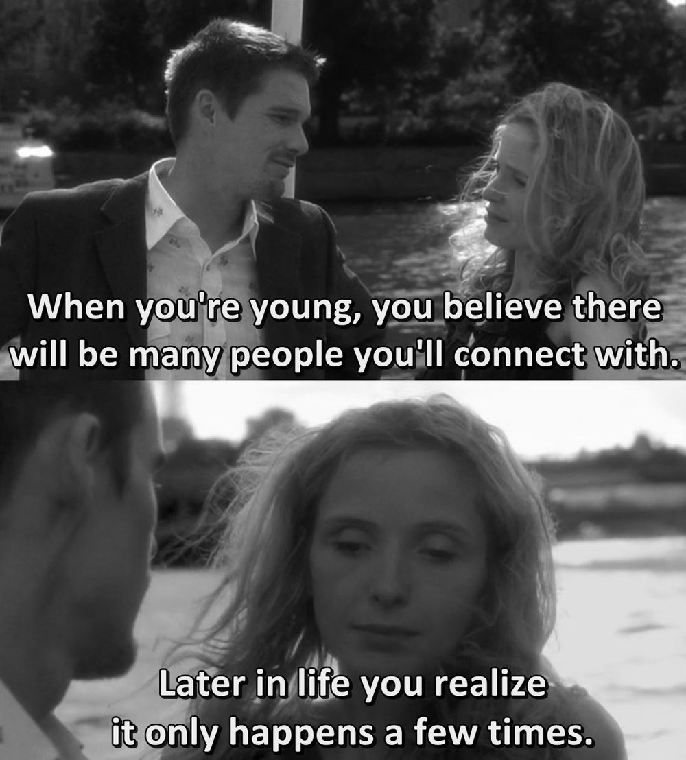 Film: Before Sunrise