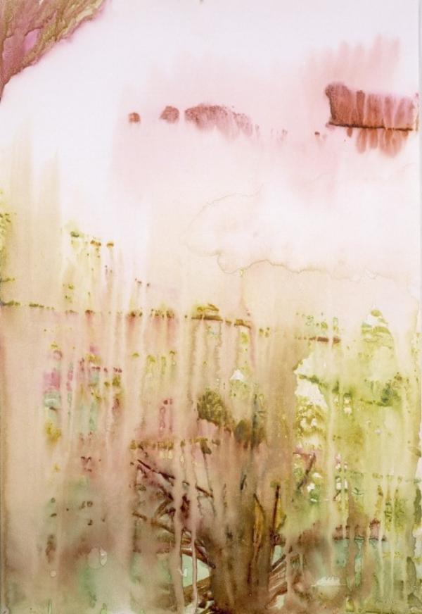 Artist: Peter Doig | Dritwood, 2002