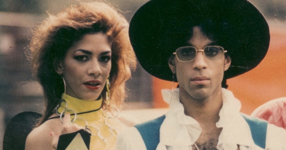 Photography: Unknown | Sheila E. & Prince