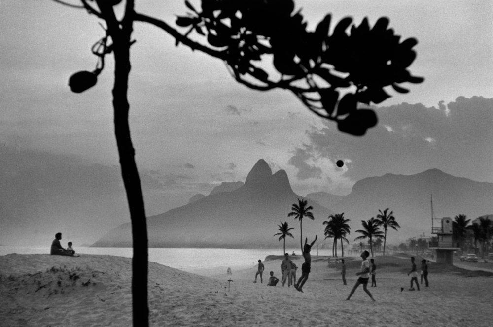 Photography: René Burri | Rio de Janeiro