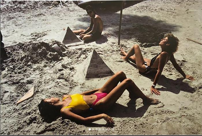 Photography: René Burri, 1980