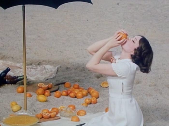 Cinematography: Fruits of Paradise, 1970 | Vera Chytilova