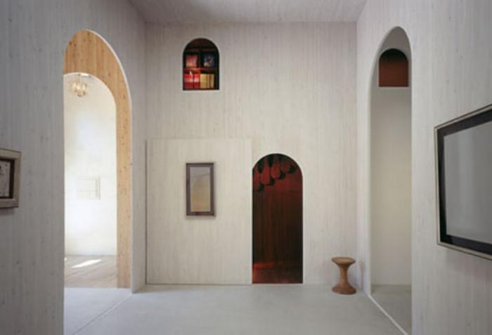 Architect/Design: Hiroshi Nakamura | Art Gallery