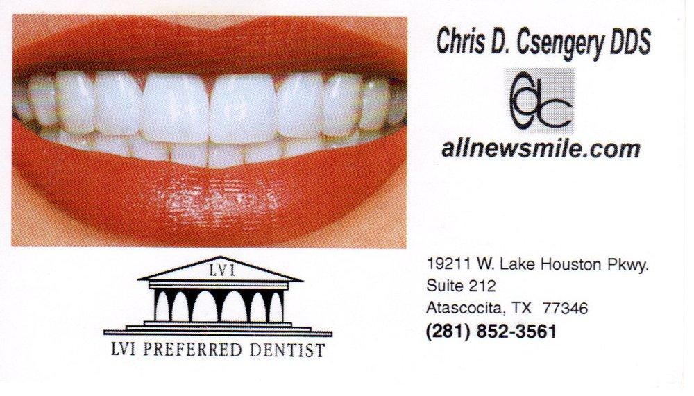 Chris D. Csengery, DDS