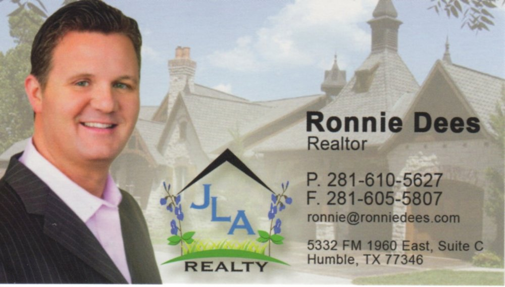 JLA Realty, Ronnie Dees