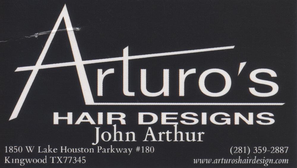 Arturo's Hair Designs