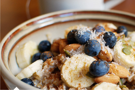 Our blog is filled with information and tips on healthy eating and pure living.