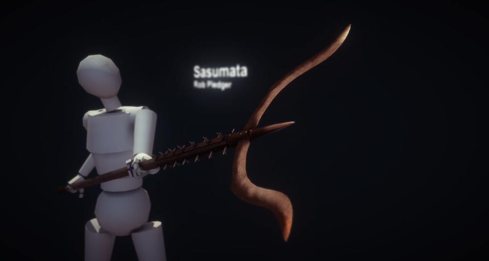 Bushido - Sasumata