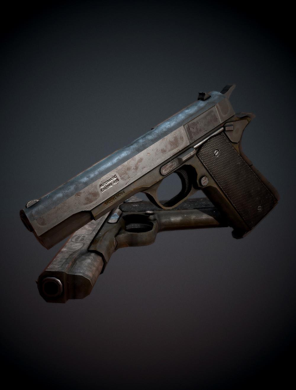 Zpocalypse - 1911 Pistol