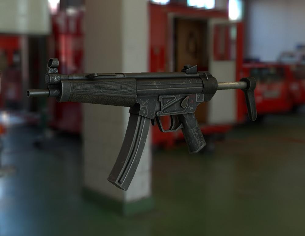 Zpocalypse - MP5