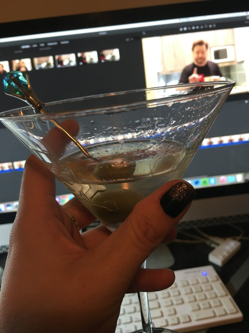 P.S. This is how editing happens. It all comes full circle.