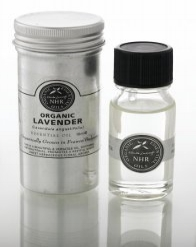 Organic lavender oil - love this to add to baths or body cream for grounding.